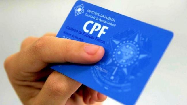 como consultar o cpf pela internet