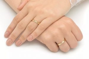 escolher aliança casamento